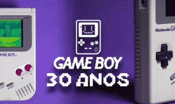 Imagem: 30 anos de Game Boy